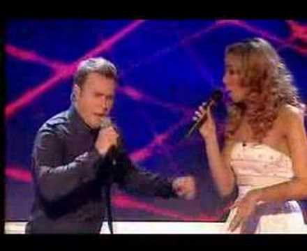 X Factor Final Leona Take That A Million Love Songs Youtube