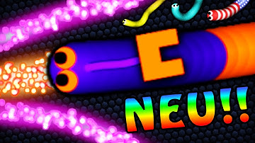 Der SCHATTENWURM - SLITHER.IO #6 [Deutsch/HD]