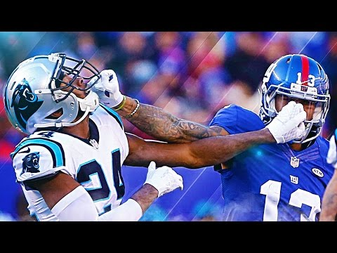 Odell Beckham Jr's fights Compilation ᴴᴰ