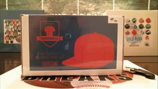 8/19/18 - 2018 Hit Parade Series 1 Autographed Baseball Hat 1 Box Break
