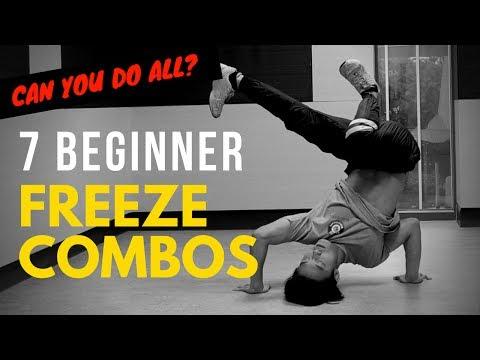 7 Basic Freeze Combos To Master For Beginner Bboys & Bgirls