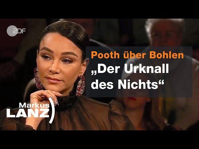 Verona Pooth über Dieter Bohlen und Alice Schwarzer - Markus Lanz vom 27.02.2019 | ZDF