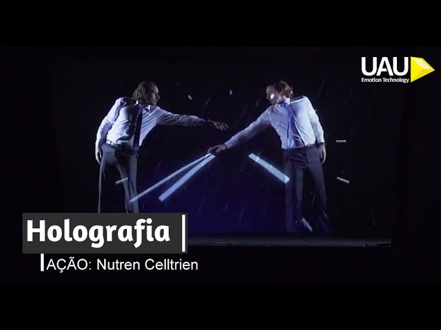 Holografia - Nutren Celltrien
