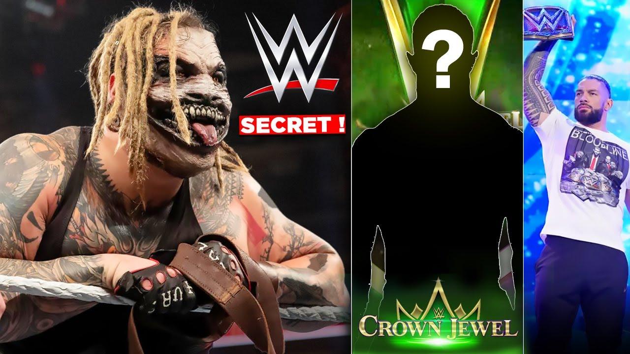 Download FIEND WWE RETURN Big SECRET ! LEAKED 2021, Crown Jewel 2021 WINNER SPOILER, Smackdown FINAL Ratings