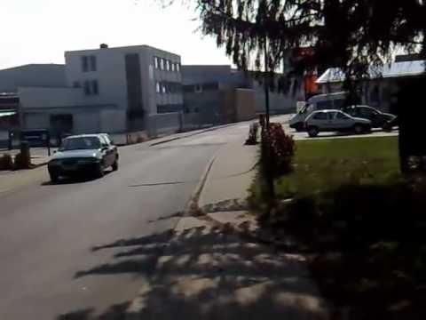 Honda Shadow Vt600 Probefahrt In Kassel Youtube