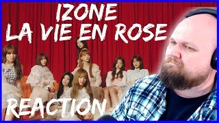 Video KPOP REACTION/REVIEW: IZ*ONE (아이즈원) - 라비앙로즈 (LA VIE EN ROSE) download MP3, 3GP, MP4, WEBM, AVI, FLV November 2018