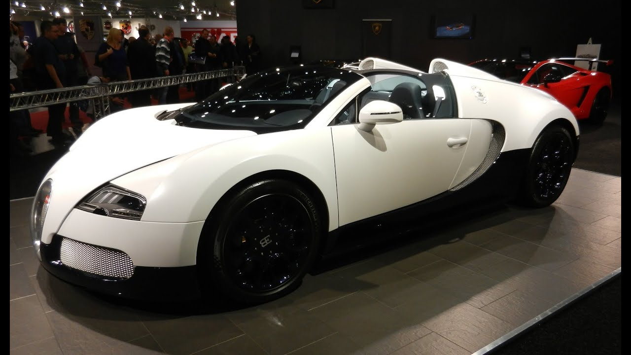 bugatti veyron matte white the image. Black Bedroom Furniture Sets. Home Design Ideas