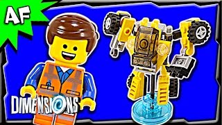 Lego Dimensions EMMET Fun Pack 3-in-1 Build Review 71212 thumbnail