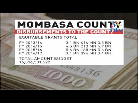 Fact checking President Uhuru, Governor Joho over Mombasa County disbursements