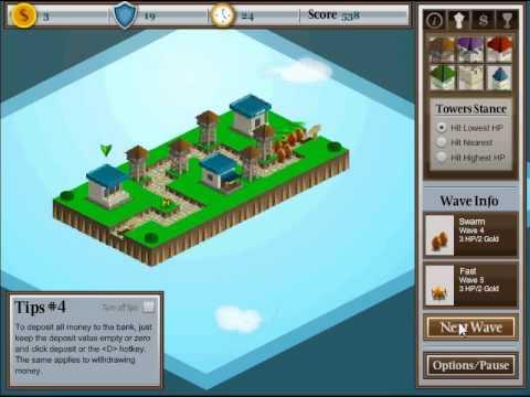 Savunma Kuleleri Oyunu .modernoyunm/savunma-kuleleri.ht