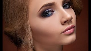 новогодний макияж 2017 christmas makeup make up праздничный макияж блестки макияж с блестками