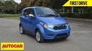 Mahindra e2o Plus | First Drive | Autocar India