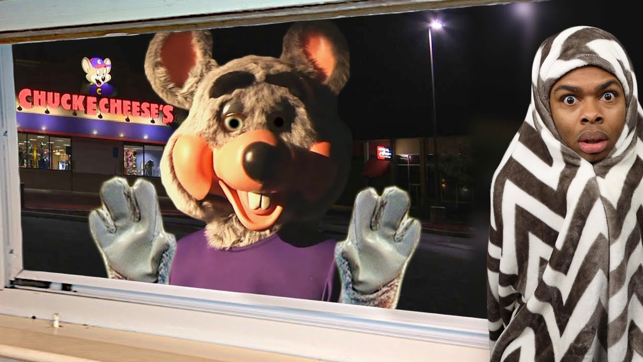 ATTACKED By Chuck E Cheese At Birthday Party.. (WENT MISSING)