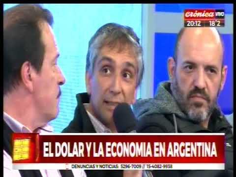 El dólar y la economía en Argentina / 1ra parte