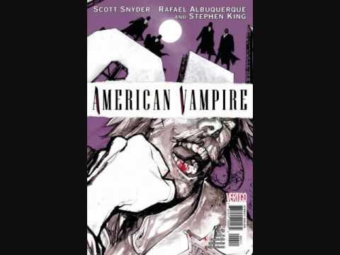 American Vampire Vol. 1 Review