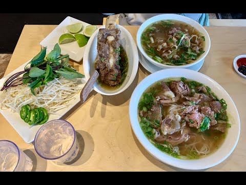 PHO PAPA Is The BEST PHO Restaurant In San Jose CA Bay Area – My Review