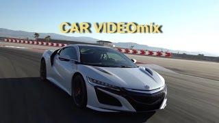 Acura/Honda NSX 2016 Test Drive