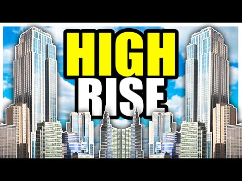 1,000,000 People and 30,000 Buildings! - Highrise City - NEW City Builder |