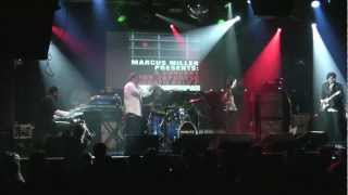 Marcus Miller Presents: A Concert for Japanese Tsunami Relief with Robert Glasper