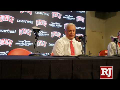 UNLV coach Marvin Menzies on loss to Loyola Marymount