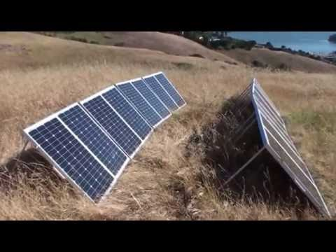 Refuge 100 Pro Portable Solar Power Generator Overview HD, 720p