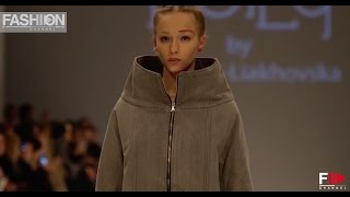 HOLLY By TIMKOVA LIAKHOVSKA Fall Winter 2017 18 Ukrainian Fashion Week   Fashion Channel