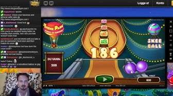 Monday slots at the casino
