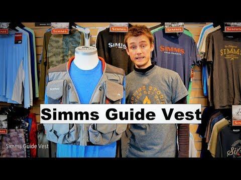 Produktguide: Simms Guide Vest