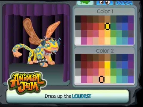 Animal Jam - Let's Play Best Dressed and other Animal Jam stuff!