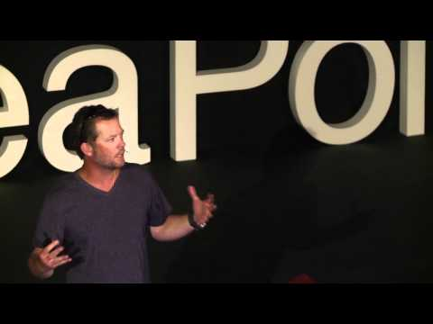 TEDxSeaPoint-Chris Fischer-Breaking barriers to save an apex predator