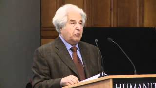 Humanitas: Saul Friedlander at the University of Oxford Lecture One