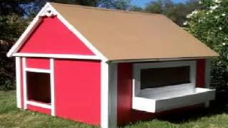 Build A Dog House Plans