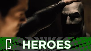 Heroes - Batman V Superman Teaser, Civil War Trailer, Jessica Jones Discussion
