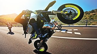 UNSTOPPABLE | Supermoto Lifestyle 2019