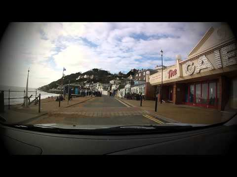 ventnor seafront after the storm
