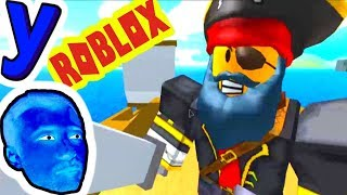 Easy Rider in the world ROBLOKS! Pirate Adventure! #402 game for kids-Roblox-Pirate Simulator