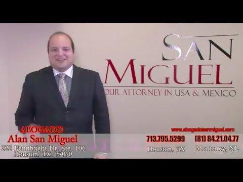 TV Commercial - Attorney San Miguel