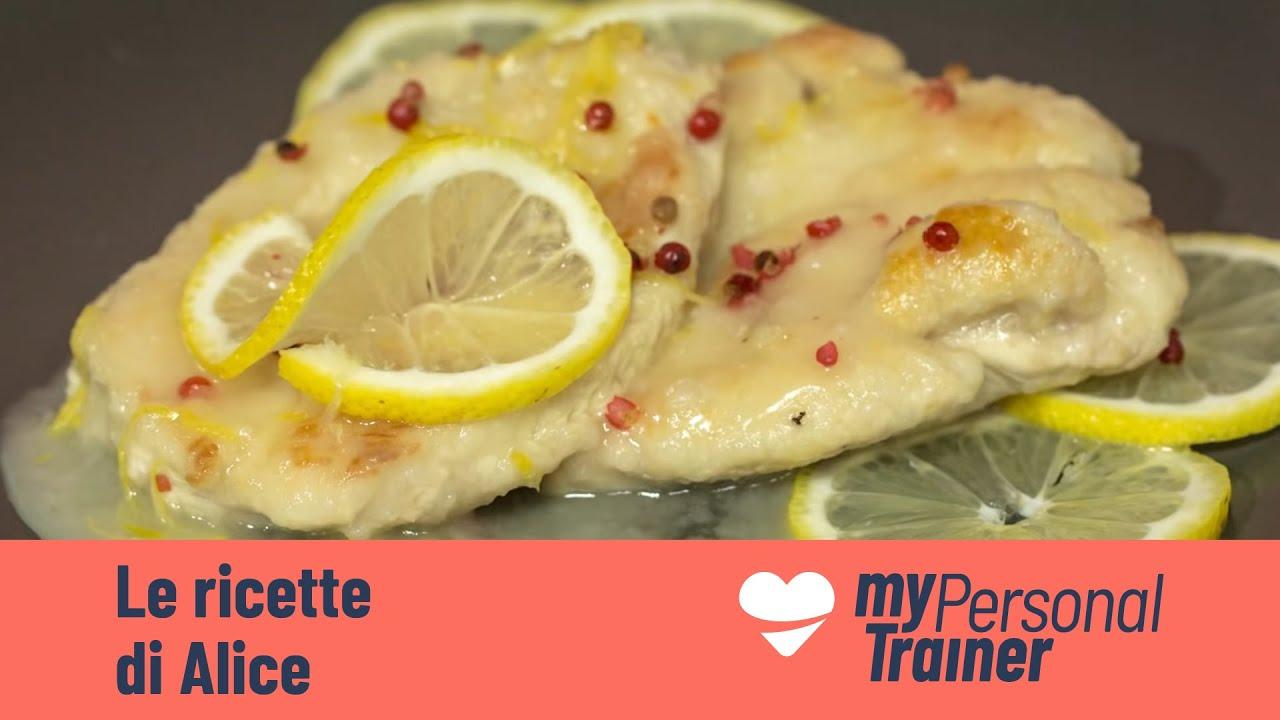 recipe: scaloppine di pollo al limone [20]