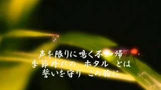 歌川二三子 - 知覧の母 ~ホタル~