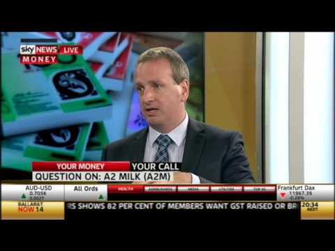 Sky News Business: Your Money Your Call November 11 2015 featuring Russell Muldoon
