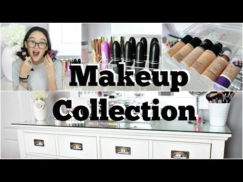 My Makeup Collection (of a 12 year old who loves makeup!) | Fiona's Fresh Face | Fiona Frills