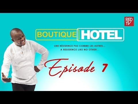 BOUTIQUE HOTEL / EPISODE 7 / LE PHOTOSHOOT