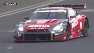 SUPER GT 2015-2016 GT-R名場面集