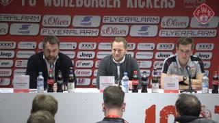 kickers tv die pressekonferenz nach dem 3 0 gegen den vfb stuttgart