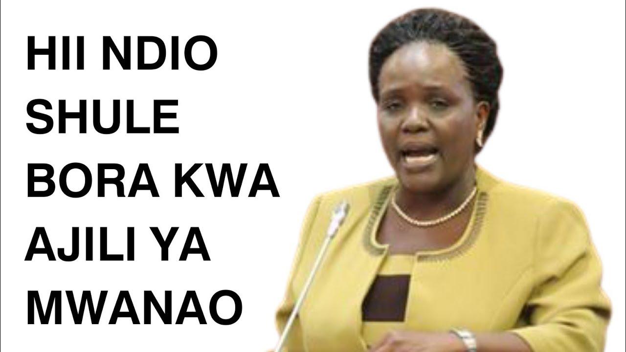 Download Hii ndio shule bora kwa ajili ya mwanao,mwanafunzi bora 2020