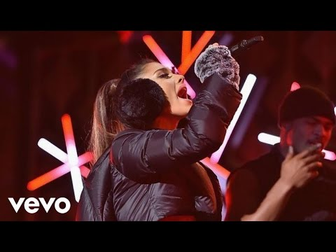 Ariana Grande - Side To Side HD (Live At The Z100's Jingle Ball 2016)