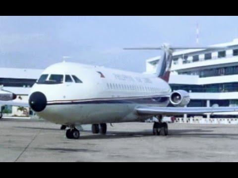Philippine Air Lines BAC One-Eleven & Douglas DC-8-53 - 1968