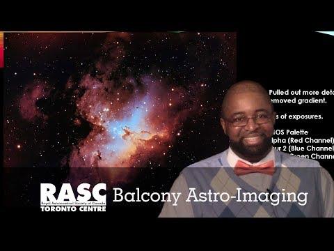 RASC-TC Balcony Astro-Imaging, Reaching New Heights