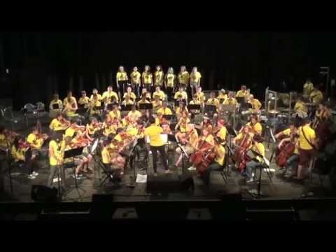 Take On Me - 2014 Seattle Rock Orchestra Summer Intensive