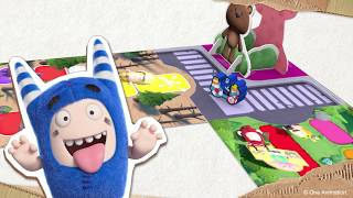 Calling All Oddbods Super Fans, Limited Quantity Oddbods Board Game Out Now!